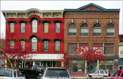 Renois & Gray Buildings, Main Street, Whitehall, NY